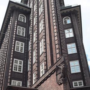 Bauten mit Klinker aus Bockhorn