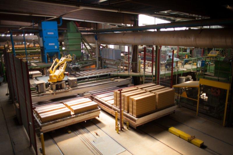 Klinkerziegelei Grabstede Produktion 2012 (10)