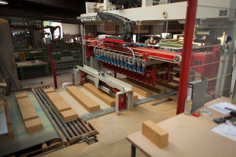 Klinkerziegelei Grabstede Produktion 2012 (8)